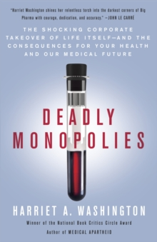 Deadly Monopolies, Paperback / softback Book