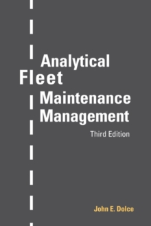 Analytical Fleet Maintenance Management, Paperback / softback Book