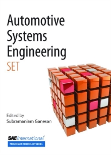 Automative Systems Engineering : 4 Volume Set, Paperback / softback Book