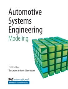 Automative Systems Engineering : Modeling, Paperback / softback Book