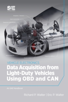 Data Acquisition from Light-Duty Vehicles Using OBD and CAN, Hardback Book