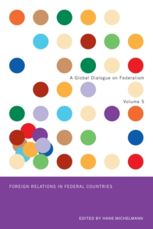 Foreign Relations in Federal Countries, Paperback / softback Book