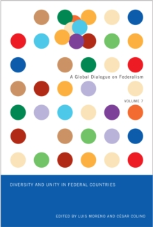 Diversity and Unity in Federal Countries, Paperback / softback Book