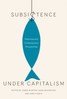 Subsistence under Capitalism : Historical and Contemporary Perspectives, Paperback / softback Book