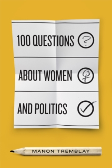 100 Questions about Women and Politics, Paperback / softback Book