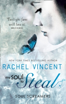 My Soul To Steal, Paperback Book