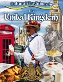 Cultural Traditions in The United Kingdom, Paperback / softback Book