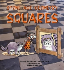 Stone Age Geometry Squares, Paperback / softback Book