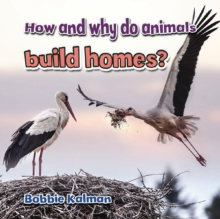 How and Why Do Animals Build Homes, Paperback / softback Book