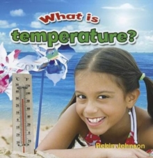 What is temperature?, Paperback / softback Book
