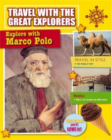 Explore With Marco Polo, Paperback / softback Book
