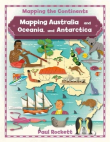 Mapping Australia and Oceania, and Antarctica, Paperback Book