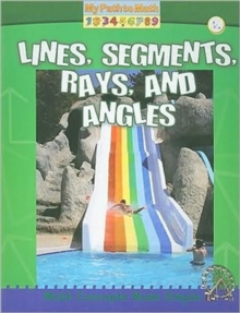 Lines  Segments  Rays  and Angles, Paperback / softback Book