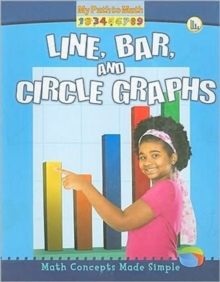 Line  Bar  and Circle Graphs, Paperback / softback Book