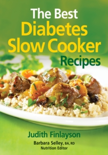 The Best Diabetes Slow Cooker Recipes, Paperback Book