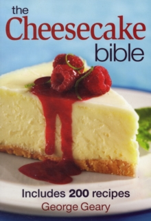 The Cheesecake Bible, Paperback Book
