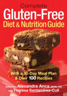 Complete Gluten-free Diet and Nutrition Guide, Paperback / softback Book