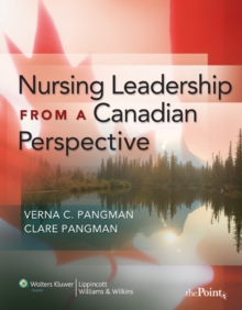 Nursing Leadership from a Canadian Perspective, Paperback / softback Book