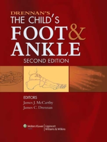 Drennan's The Child's Foot and Ankle, Hardback Book
