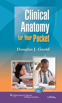 Clinical Anatomy for Your Pocket, Spiral bound Book