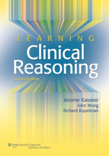 Learning Clinical Reasoning, Paperback / softback Book