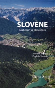 Slovene-English / English-Slovene Dictionary & Phrasebook, Paperback Book