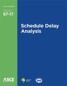 Schedule Delay Analysis, Paperback / softback Book