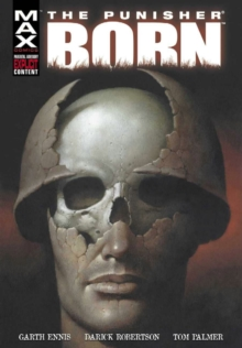 Punisher: Born, Paperback Book