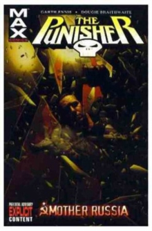 Punisher Max Vol.3: Mother Russia, Paperback Book
