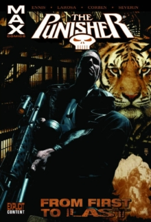 Punisher Max: From First To Last, Paperback Book