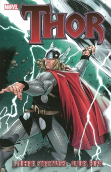 Thor By J. Michael Straczynski Vol.1, Paperback Book