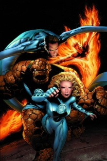 Ultimate Fantastic Four Vol.5: Crossover, Paperback Book