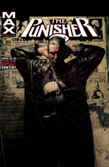 Punisher Max Vol.1, Hardback Book
