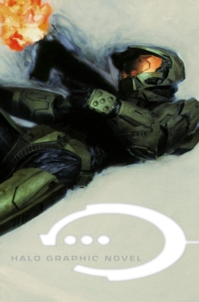 Halo Graphic Novel, Paperback Book