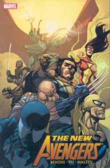 New Avengers Vol.6: Revolution, Paperback Book