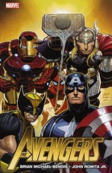 Avengers By Brian Michael Bendis Volume 1, Paperback Book