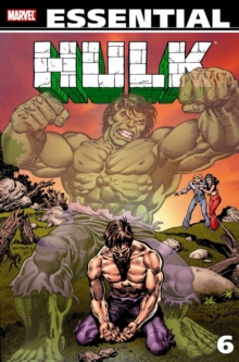Essential Hulk Vol. 6, Paperback / softback Book