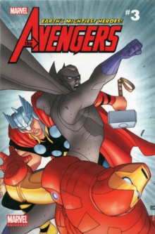 Marvel Universe Avengers Earth's Mightiest Comic Reader 3, Paperback / softback Book