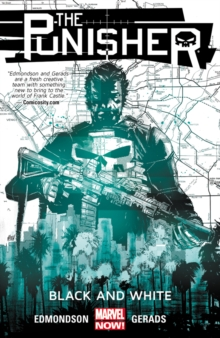 Punisher, The Volume 1: Black And White, Paperback / softback Book