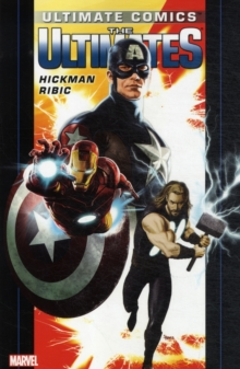 Ultimate Comics Ultimates By Jonathan Hickman Vol. 1, Paperback / softback Book