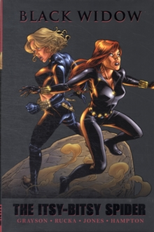 Black Widow: The Itsy-bitsy Spider, Hardback Book
