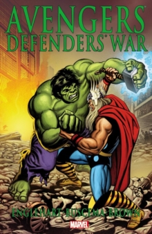 Avengers/defenders War, Paperback / softback Book