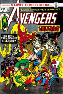 Avengers: Legion Of The Unliving, Paperback / softback Book