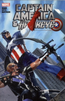 Captain America And Hawkeye, Paperback / softback Book