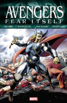 Fear Itself: Avengers, Paperback / softback Book