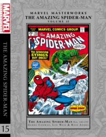 Marvel Masterworks: The Amazing Spider-man - Volume 15, Hardback Book