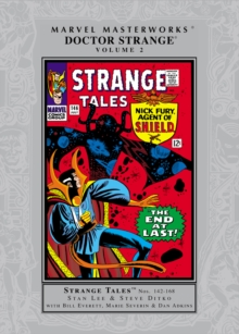 Marvel Masterworks: Doctor Strange - Volume 2, Paperback / softback Book