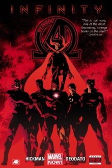 New Avengers : New Avengers Vol. 2: Infinity Premiere Infinity Premiere Vol. 2, Hardback Book