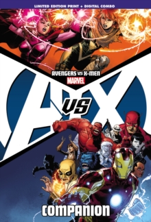 Avengers Vs. X-Men Companion, Hardback Book