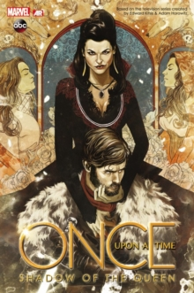 Once Upon A Time: Shadow Of The Queen, Hardback Book